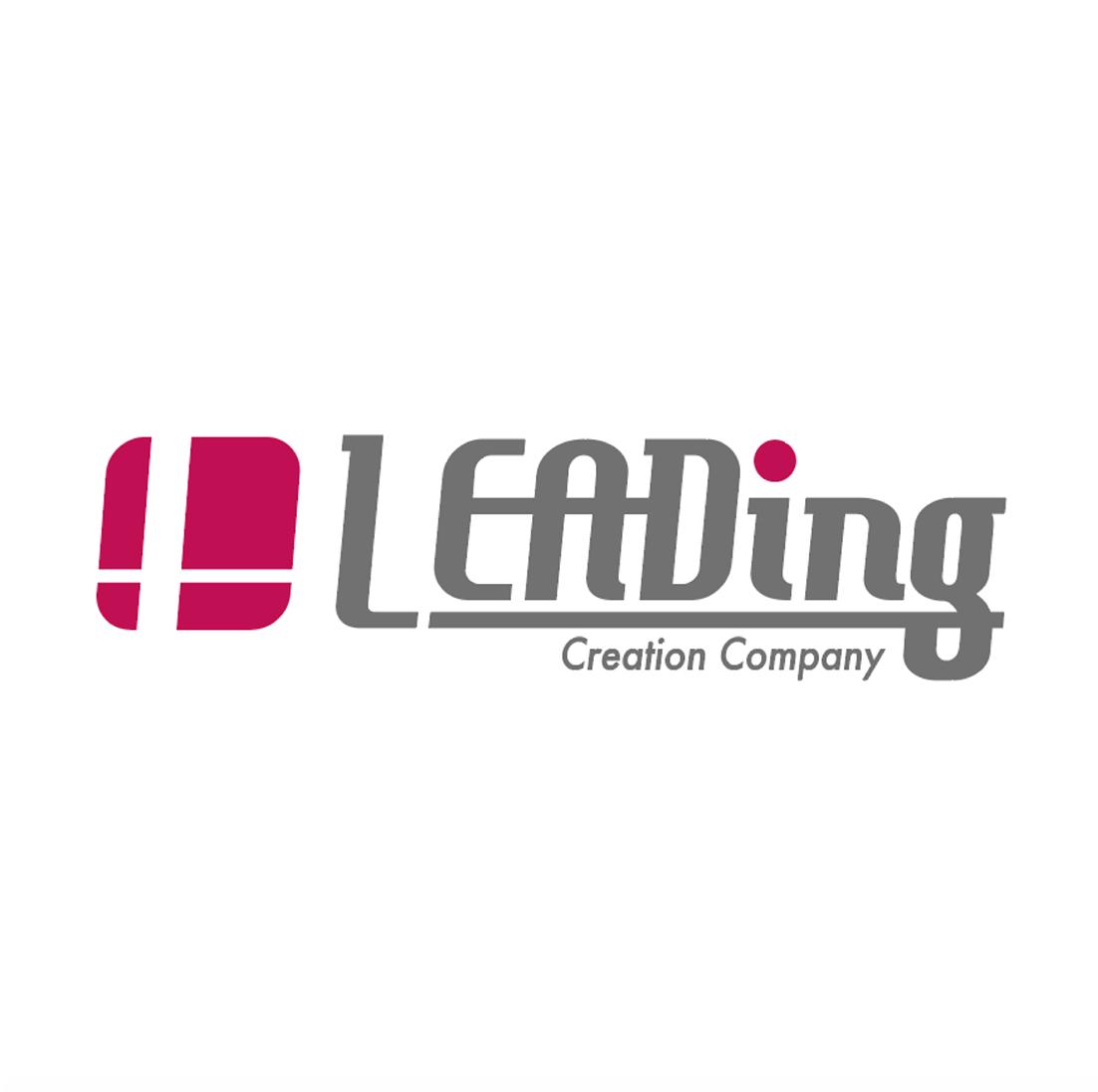LEADING ロゴデザイン