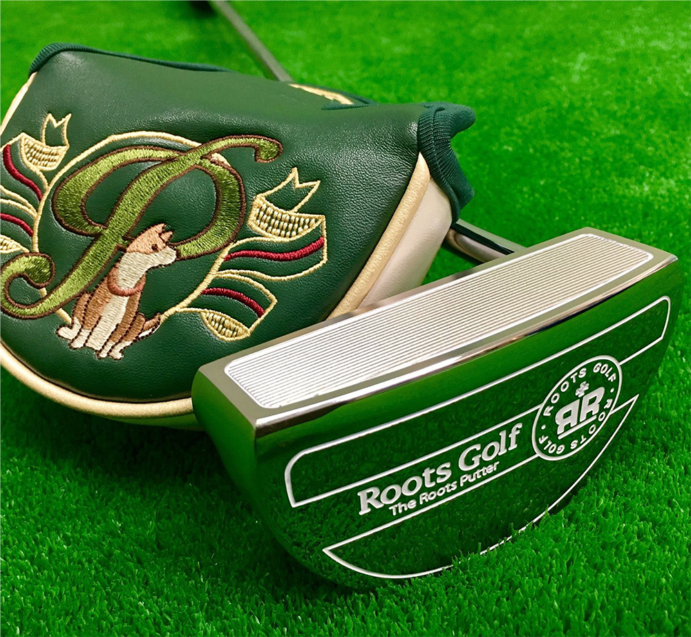 the roots putter ザ・ルーツ・パター デザイン