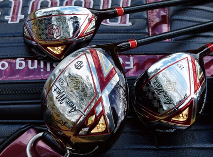ゴルフギアのブランディング