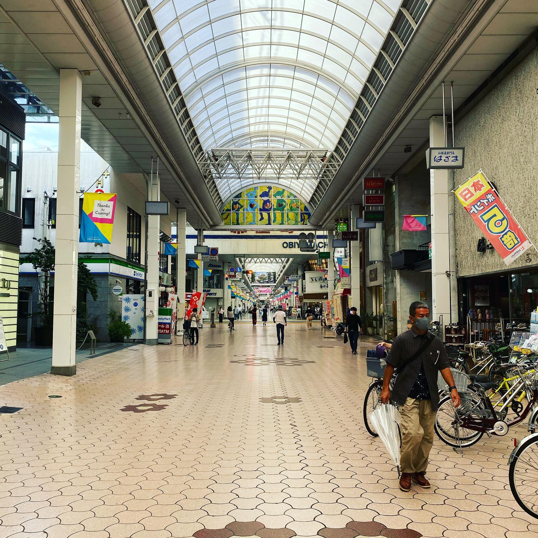 高知の商店街