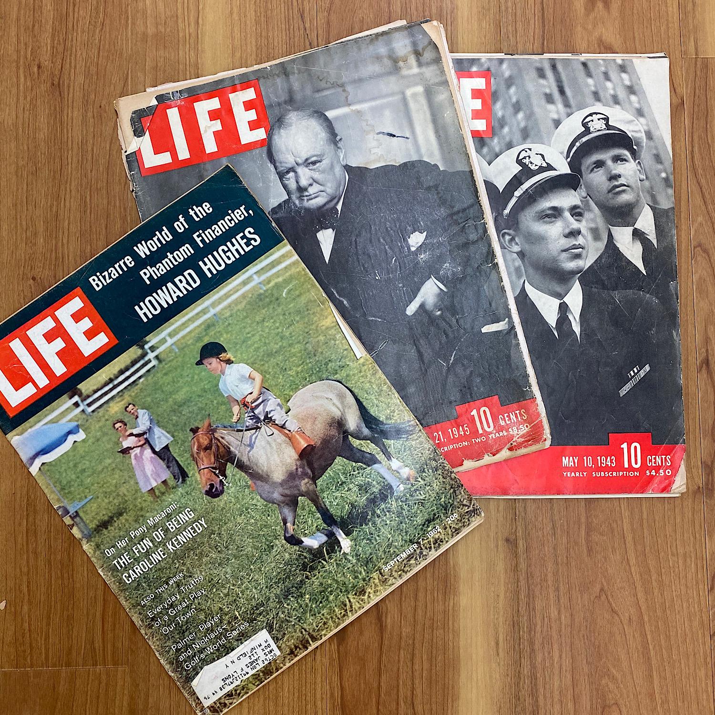 LIFE 1943