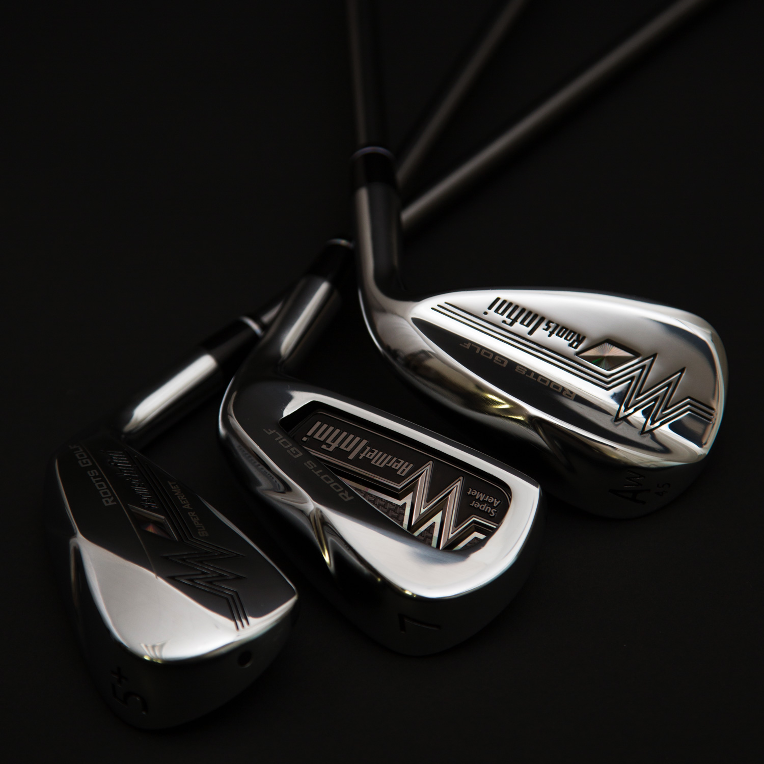 Roots Golf AerMet Infini