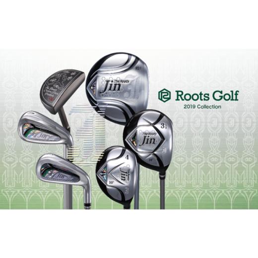 2019 Roots Golfカタログデザイン