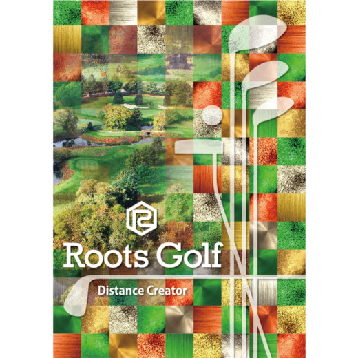 2017Roots Golfポスターデザイン