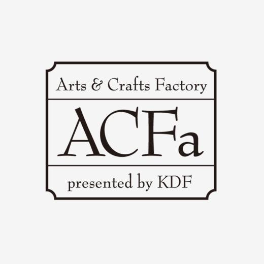Gallery ACFa ロゴデザイン