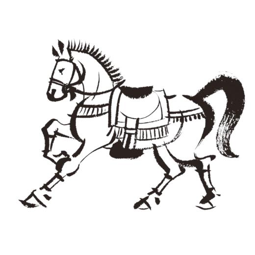 絵馬イラスト