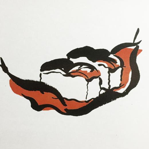 鯖寿司 イラスト