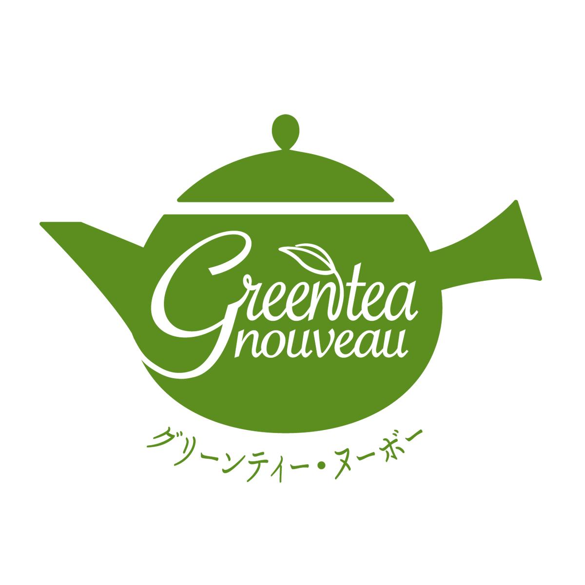green tea nouveauロゴ