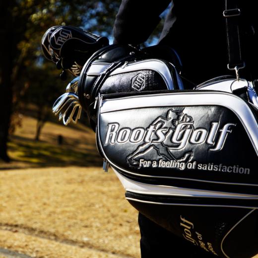 2018 Roots Golf キャディバッグデザイン