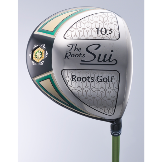 2017 Roots Golf 新製品 The Roots Suiドライバーデザイン