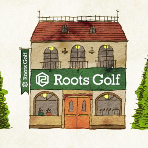 Roots Golf Promotion Movie
