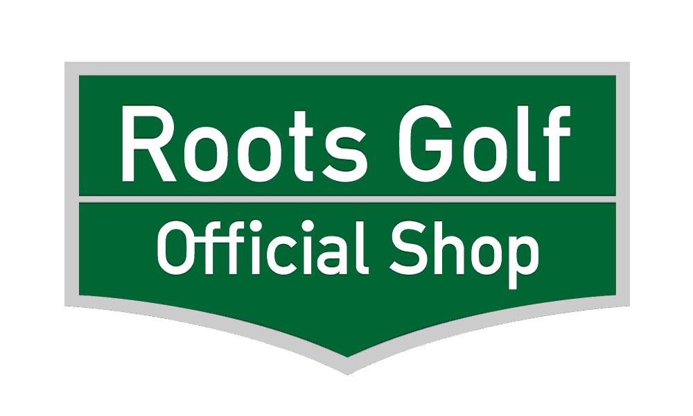 roots golf shop logo
