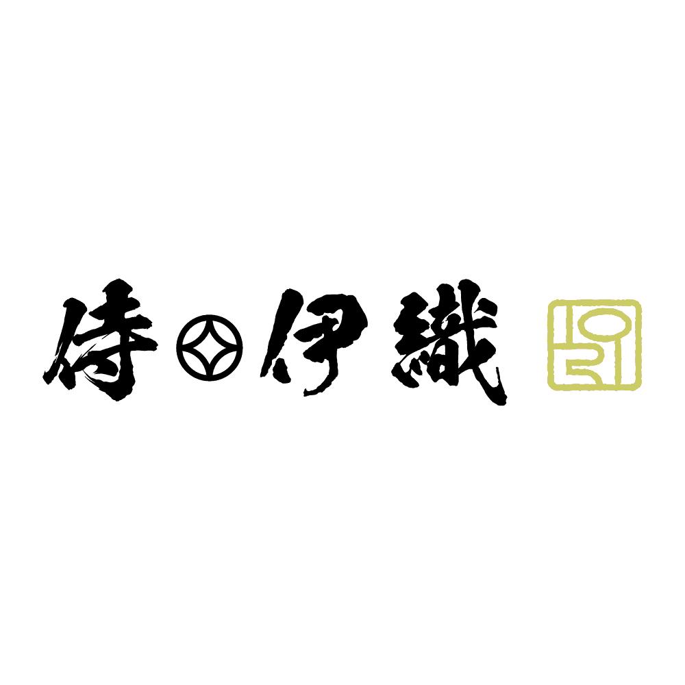 侍伊織 ロゴ