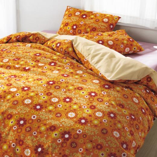 通販メーカーベッドカバー 花柄