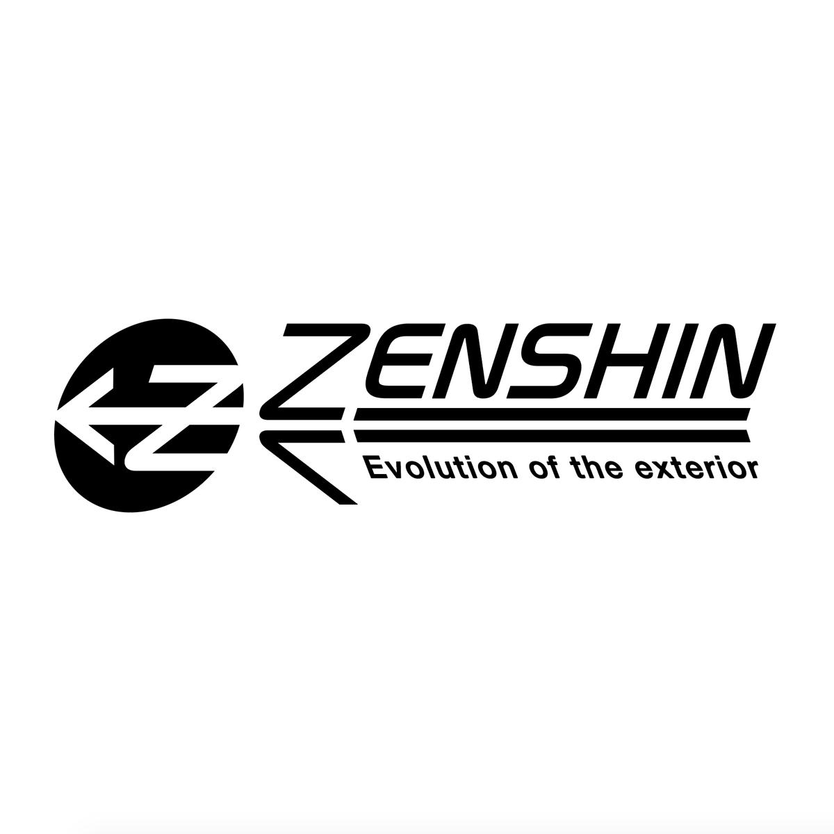 ZENSHIN ロゴデザイン